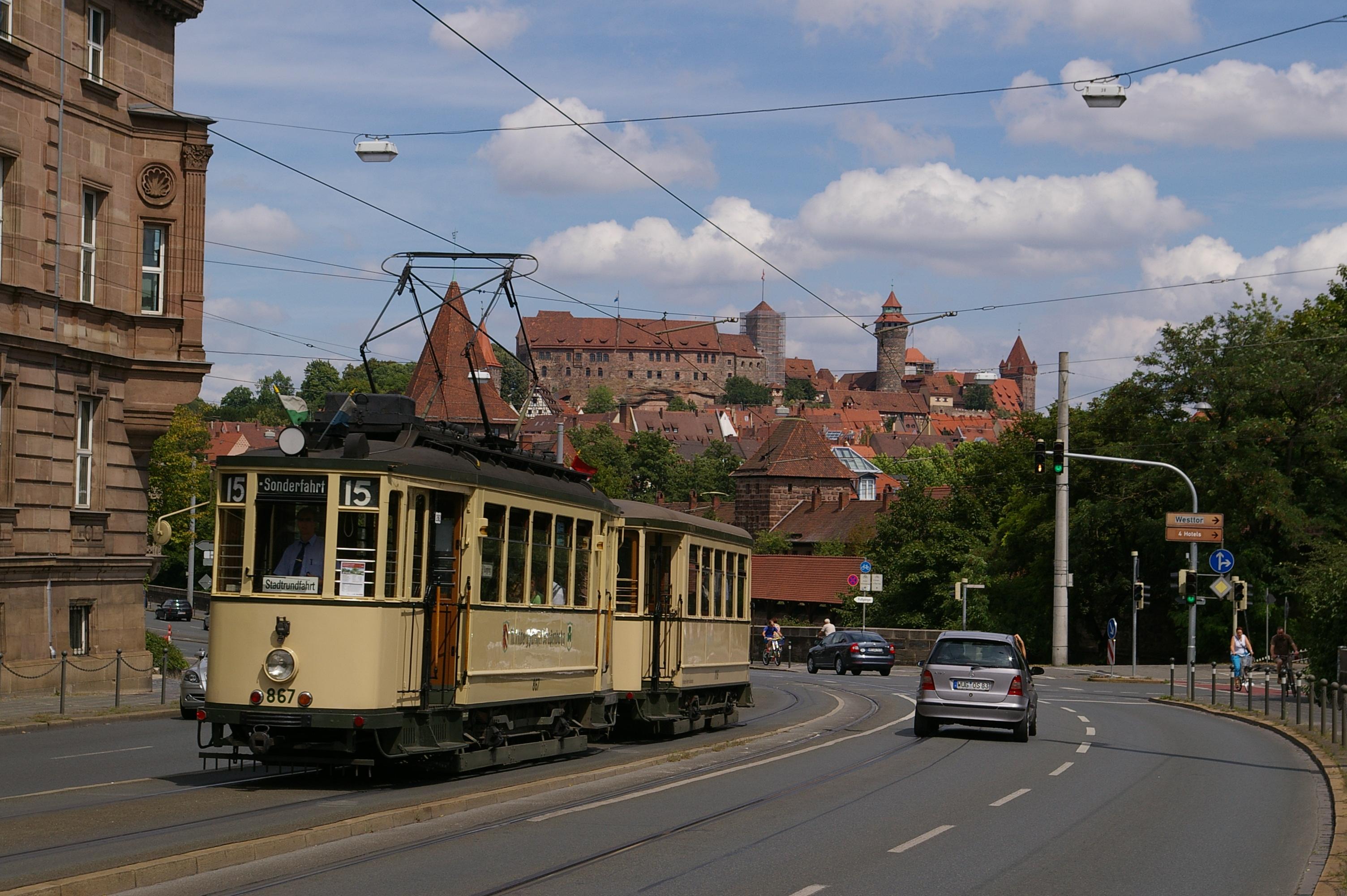 Unser Historisches Straßenbahndepot St Peter Museum