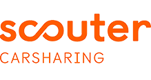 Logo scouter carsharing